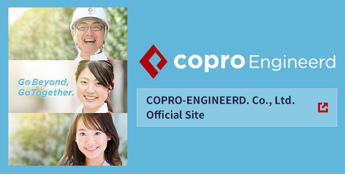COPRO-ENGINEERD. Co., Ltd.